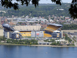 Pittsburgh Steelers - Sept 16, 2012: Heinz Field Plakater av Don Wright