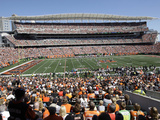 Cincinnati Bengals - Sept 16, 2012 Photo by Tom Uhlman