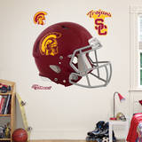USC Trojans Helmet Wall Decal