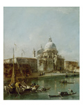 Santa Maria Della Salute, Venice Prints by Francesco Guardi