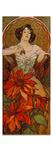 Edelsteine: Rubin, 1900 Posters par Alphonse Mucha