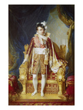 Napoleon Bonaparte Giclee Print by Jean-Baptiste Isabey