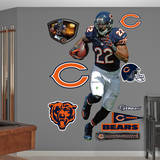 Matt Forte Wall Decal