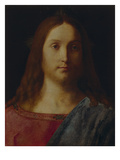 Salvator Mundi Giclee Print by Francesco Bissolo
