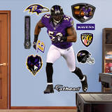 Ray Lewis Wall Decal