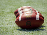 University of South Carolina: South Carolina Footballs Fotografisk tryk