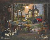 Harvest Memories Print on Canvas by Aaron B. Faulkner