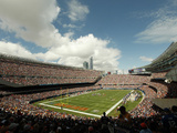 Chicago Bears - Sept 9, 2012: Soldier Field Photographic Print by Sitthixay Ditthavong