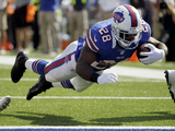 Buffalo Bills - Sept 16, 2012: C. J. Spiller Photographic Print by Gary Wiepert