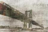 Pioneer Print on Canvas by Kay Daichi