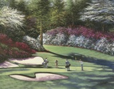 Augusta Print on Canvas by Joe Sambataro