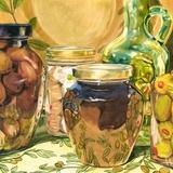 Honey of a Deal Print on Canvas by Karen Honaker