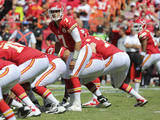 Kansas City Chiefs - Sept 9, 2012: Matt Cassel Plakater av Ed Zurga