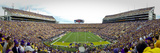 Louisiana State University: Endzone View of Tiger Stadium Posters