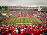University of Arkansas: Arkansas Plays in Razorback Stadium Photo