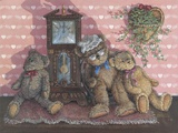 Time Out Print on Canvas by Janet Kruskamp
