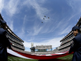 Philadelphia Eagles - Sept 16, 2012: Lincoln Financial Field Photographic Print by Matt Slocum