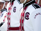 University of South Carolina: South Carolina Band Uniforms Photographic Print