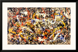 Convergence Prints by Jackson Pollock