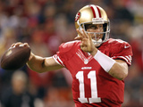 San Francisco 49Ers - Sept 16, 2012: Alex Smith Photo by Tony Avelar