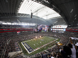 Dallas Cowboys - Sept 23, 2012: Cowboys Stadium Bilder av Tim Sharp
