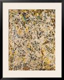 No. 9, 1949 Prints by Jackson Pollock