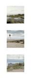 Beach Trio Print on Canvas by Judy Mandolf