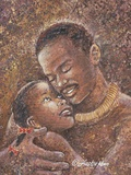 First Love ll Print on Canvas by Lester J. Kern