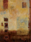 Count Of 8 II Print on Canvas by Ann Baldwin