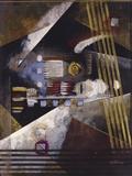 Urban Geometry I Print on Canvas by Susan Osborne