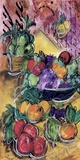 Fruta Alegra l Print on Canvas by Tanya M. Fischer