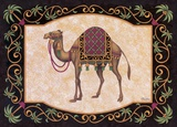 Travel In Tunisia Print on Canvas by Stephanie Stouffer