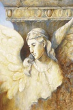 Angel Of Antiquity Print on Canvas by Fran Di Giacomo