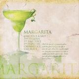 Margarita Print on Canvas by Scott Jessop