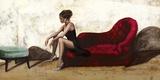 Wild & Beautiful Print on Canvas by Andrea Antinori