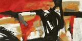 Into the fire Impression sur toile par Jim Stone