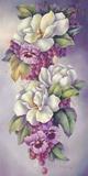 Summer Splendor I (alternate color) Print on Canvas by Dorothy Mullins