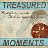 Treasured Moments Print on Canvas by Karen J. Williams