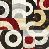 Addendum I Print on Canvas by Sandro Nava