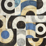 Addendum II Print on Canvas by Sandro Nava
