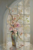 Magnolia Arch I Print on Canvas by Ruth Baderian