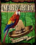 Margarita Print on Canvas by Karen J. Williams
