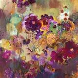 Lavender Afternoon Lærredstryk af Joan Elan Davis