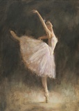 The Passion of Dance Print on Canvas by Richard Judson Zolan
