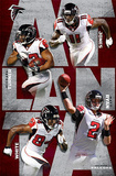 Atlanta Falcons 2012-13 Team Print