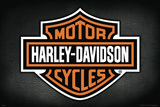 Harley Davidson Logo Prints