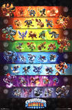 Skylanders Giants - Group Posters