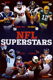 NFL Superstars 2012-13 Posters