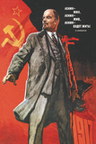 Vladimir Lenin Propaganda Photo