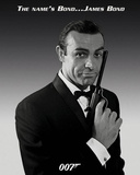 James Bond - Sean Connery The Name's Bond Prints